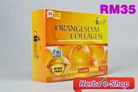 Collagen Vasia orangeslym collagen v asia herba produk kesihatan dan
