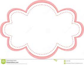 cloud picture frame cloud frame clipart clipartsgram