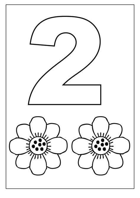 Easy Coloring Pages For 2 Year Olds | printable worksheets for 2 year olds worksheets for 2 year