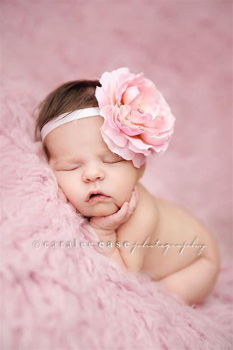 Baby Flower Headband baby headband baby flower headband newborn