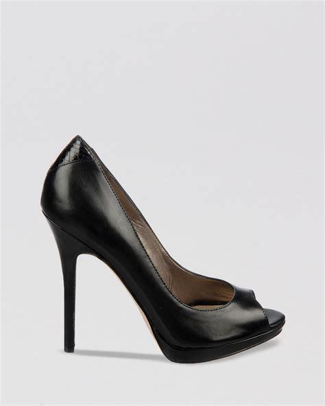 sam edelman high heels sam edelman peep toe platform pumps ella high heel in
