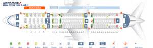 seat map boeing 777 200 air best seats in plane