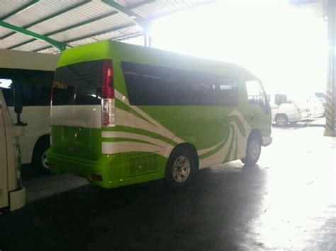 Isuzu 4 Ban Free Bak Besi isuzu nhr microbus 16 kursi tahun 2018 jakarta
