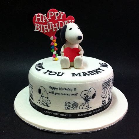 Wedding Cake Jb by Fondant 3d Snoopy Fondant Cakes Jb Kl Penang