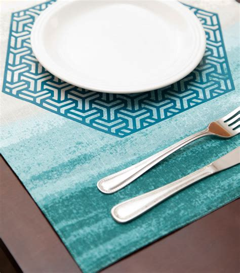 printable vinyl joanns hexagon placemat joann jo ann