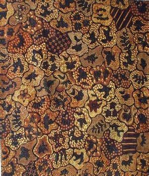Batik Kawung Jahe fitinline batik banjarnegara