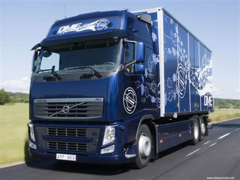 2010 volvo truck 2010 blue volvo fh truck picture volvo truck pictures