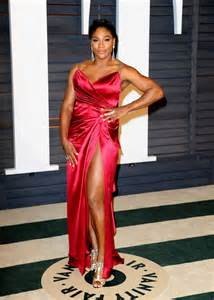 Vanity Fair Serena Serena Williams 2015 Vanity Fair Oscar In