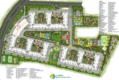 global plan gm infinite global techies town in electronic city phase 1