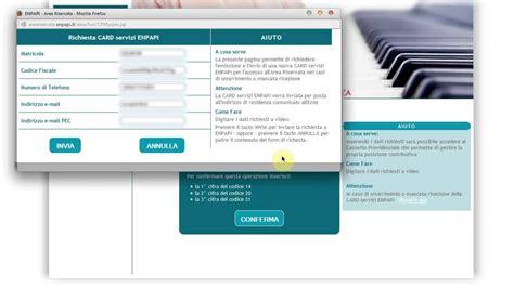 cassetto previdenziale gestione separata come richiedere la card servizi enpapi www opi fr it