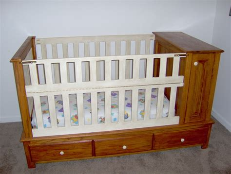 Blueprints For Baby Crib How To Build Baby Crib Plans Pdf Plans
