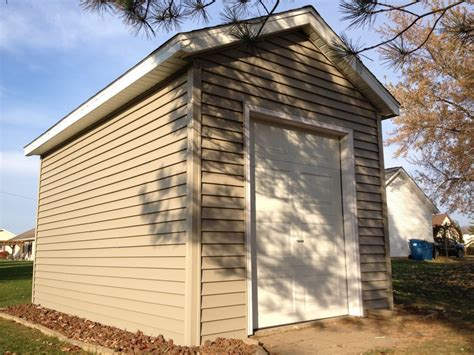 8x16 Shed by 8 215 16 Storage Shed Rehab Edgerton Ohio Jeremykrill