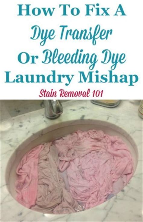 washing darks and colors together how to fix a dye transfer or bleeding dye laundry mishap