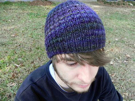 easy hat knitting patterns crochet and knit