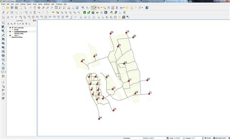 qgis road graph tutorial road graph in qgis gisxchanger queryxchanger