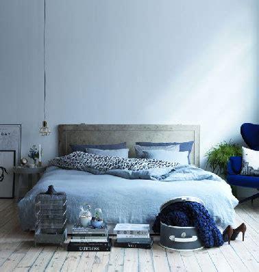 Deco Chambre Bleue Et Grise by D 233 Co Chambre Bleu Pastel Et Gris