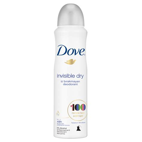 About Deodorants And Anti Perspirants by Dove Invisible Antiperspirant