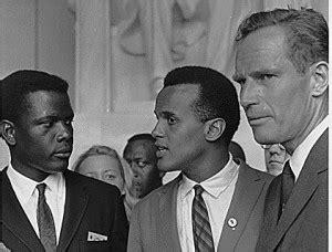sidney poitier amen charlton heston civil rights quotes quotesgram