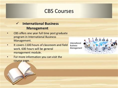 Mba Year Projects In Chennai by Chennai Business School Best Mba College In Chennai