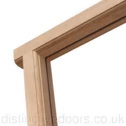 Hardwood Door Frames Exterior Pre Assembled Oak Door Frame With Cill