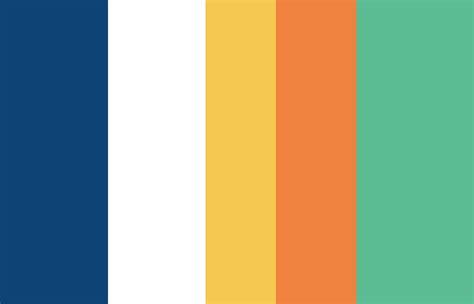 color pallettes 8 color scheme trends in mobile app design envato medium