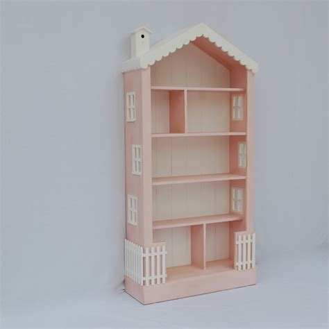 tall doll house tall cottage dollhouse bookcase