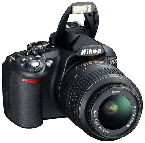 Kamera Dslr Nikon D3100 Kit nikon d3100 dslr nikon pertama dengan fitur hd