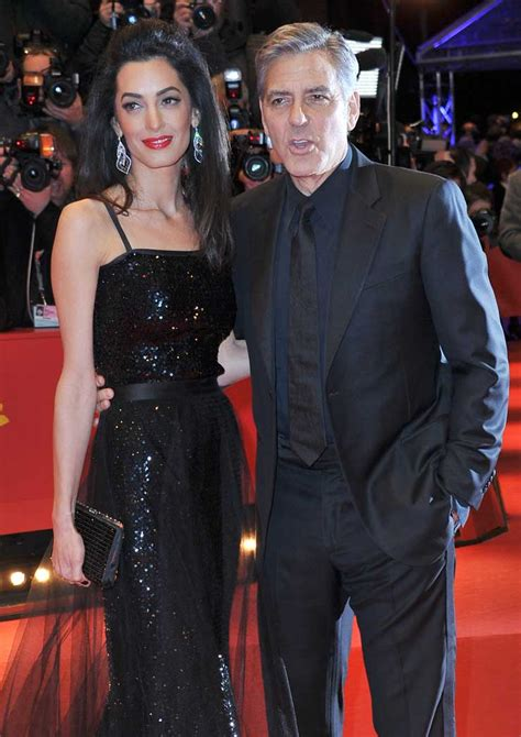 10 Things About Clooney You Did Not by 10 Facts You Ll Want To About Amal And George Clooney