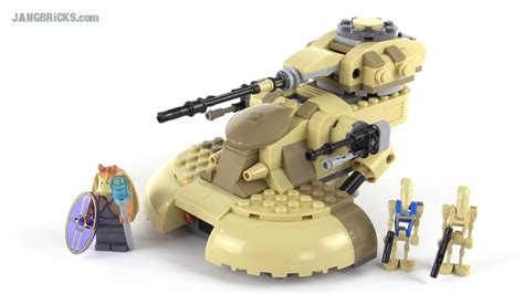 Lego Wars 75080 Aat Toys lego wars 2015 aat tank review set 75080