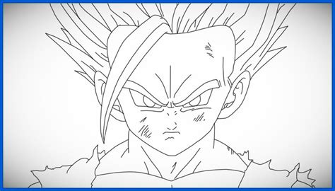 imagenes para dibujar a lapiz faciles de dragon ball dragon ball dibujos dibujo de una pelea dragon ball