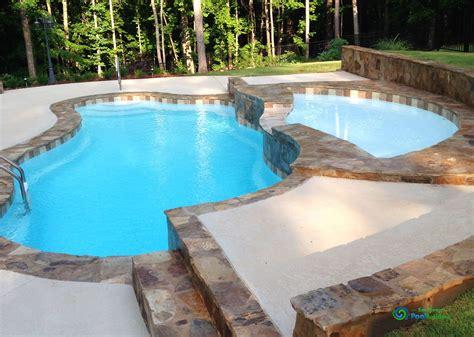 Concrete Pools Custom Pool Builder Central Alabama