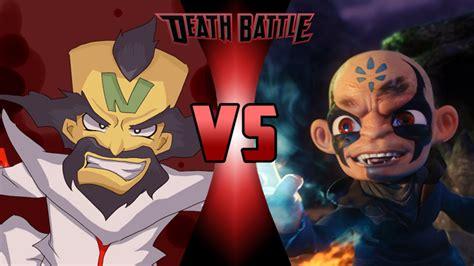 Kaos Duel neo cortex vs kaos battle fanon wiki fandom