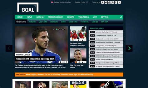 8 Best News Sources by 10 Best Soccer Websites Nikohuru