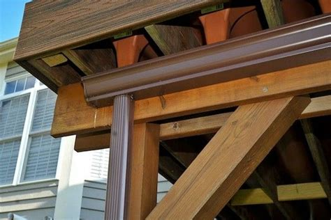 Diy Deck Drainage System the effects of faulty and deck drainage system