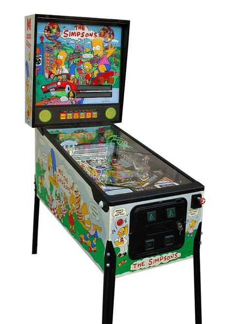 Pictures For Dining Room by The Simpsons Pinball Machine Liberty Games