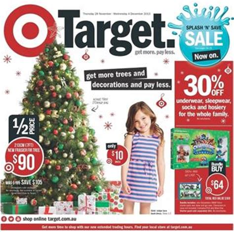 target christmas catalogue 2013 december products