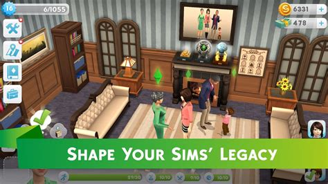 mobile phone sims the sims mobile android apps on play