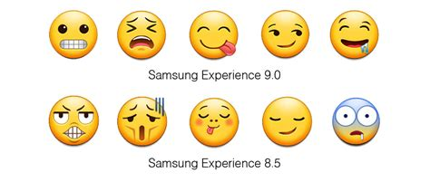 samsung  giving  unpopular emojis   needed makeover