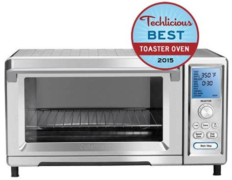 Best Toaster Oven Best Toaster Oven Cuisinart Vs Breville Review