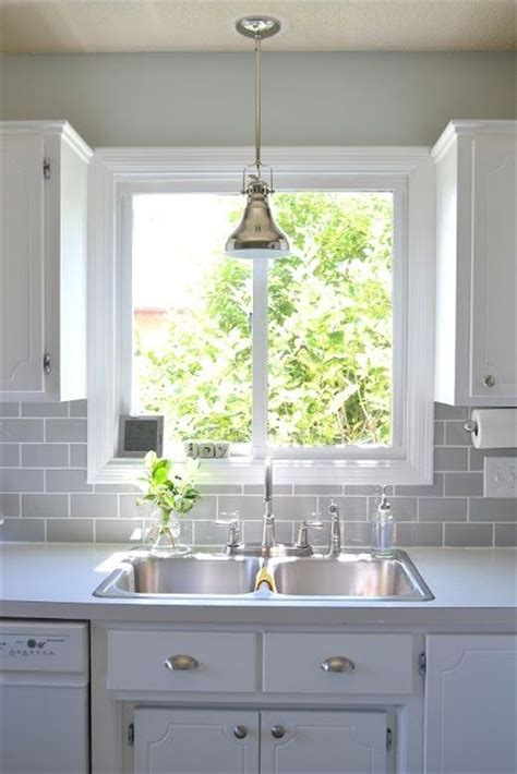 light grey subway tile kitchen best 25 gray subway tiles ideas on white
