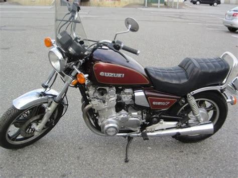 1982 Suzuki Gs850l Collectable Suzuki