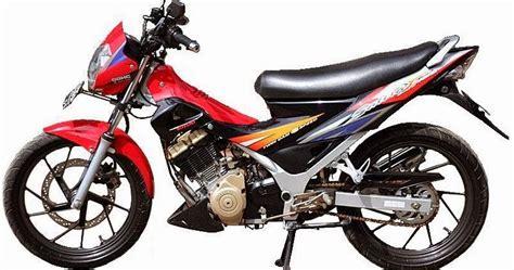 Tutup Udara Satria F spesifikasi suzuki satria f 150 cbu planet motocycle