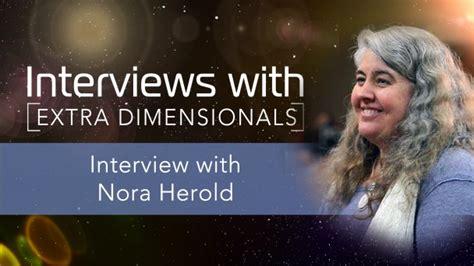 interview  nora herold gaia