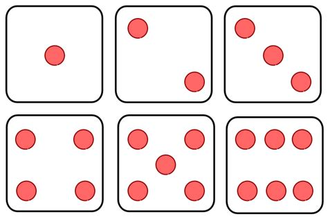 printable dice spots liar s dice bassemtodary