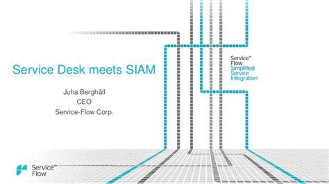 Siams Help Desk service desk meets siam