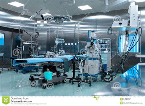 cardiovascular operating room operating room in cardiac surgery royalty free stock photography image 34025287