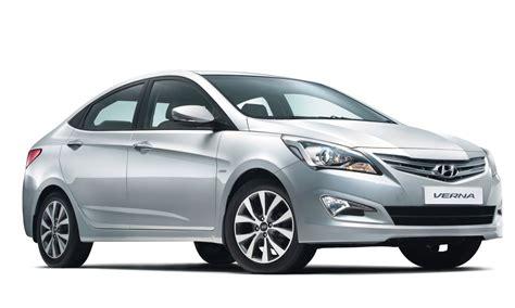 verna hyundai 2015 hyundai verna facelift launched in india price