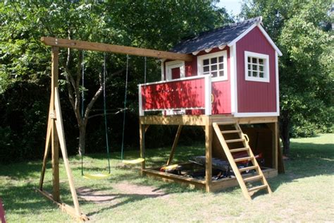 backyard playhouse plan dreamy backyard playhouses your kids will love to play in