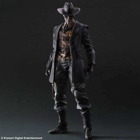 mgsv figure skull figure poses for new photos metal gear