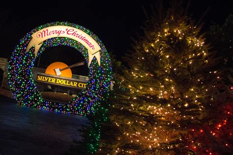 silver dollar city lights dates silver dollar city adds two additional days expands